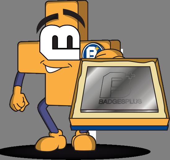 Metal Laser Engraving Mascot