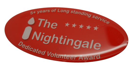 Charity Badges 12