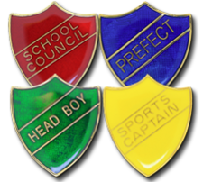 Enamelled Shield Badges