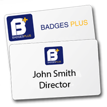 Personalised ID Badges