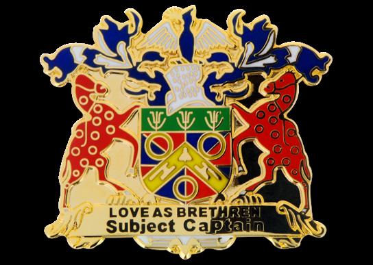 Hard Enamel Badges
