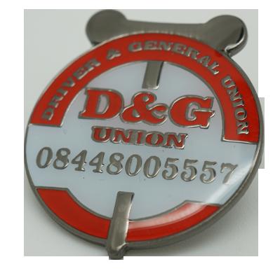 Trade Union Badges 6
