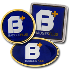 Personalised Metal Printed Badges