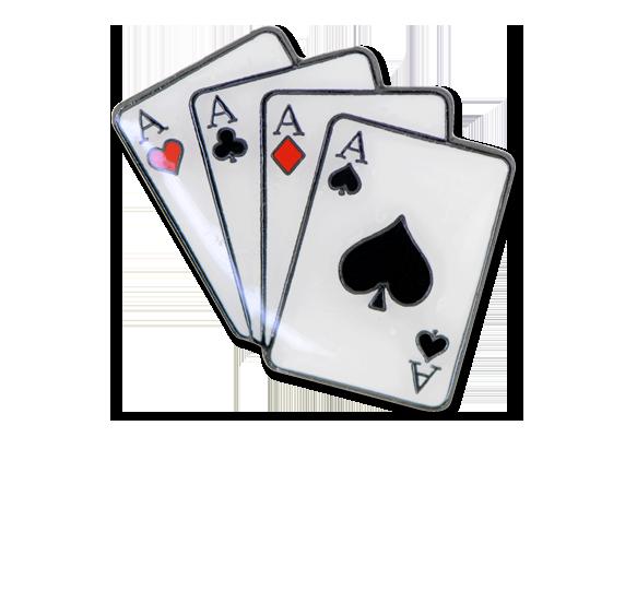 Cards Fun Badge