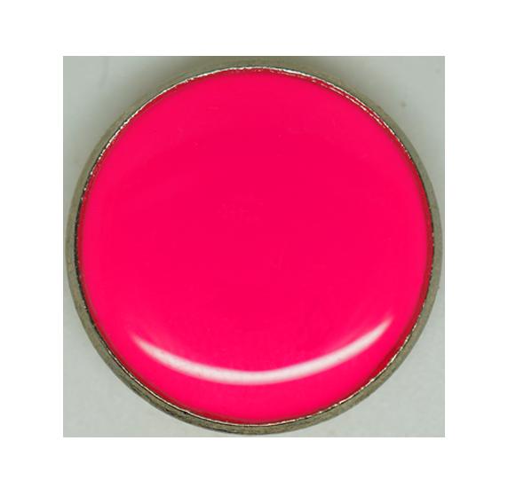 Neon Enamelled Button Badge Round Badge