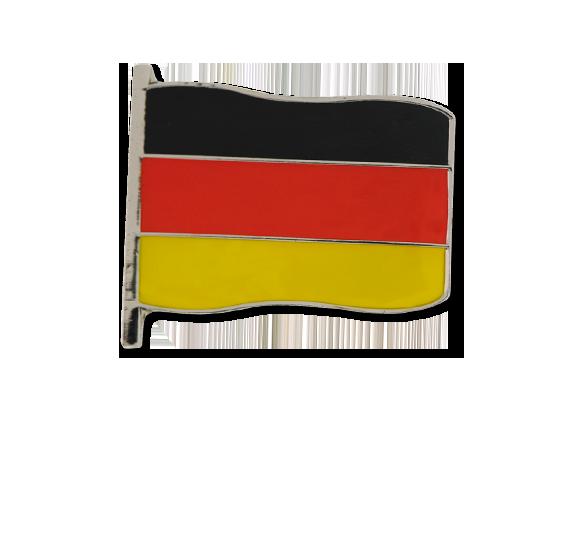 Germany Large Flag Badge
