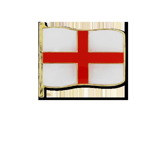 England Small Flag Badge