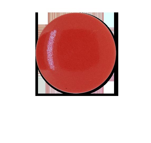 Plain Plastic Button Badge Pack of 25