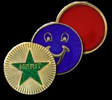 Round Badges