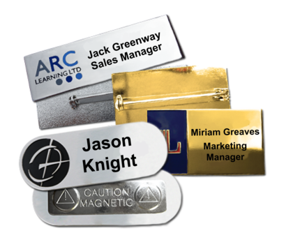 Staff Name Badges for Every Business