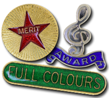 Awards Badges