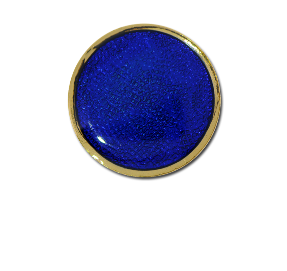 Enamelled Button Badge Round Badge