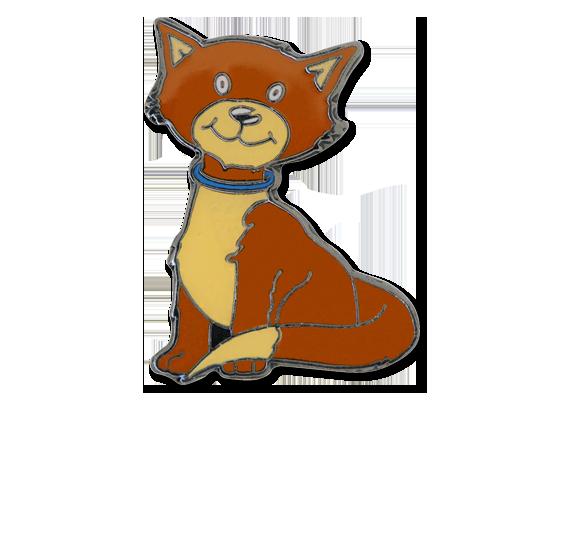Cat Fun Badge