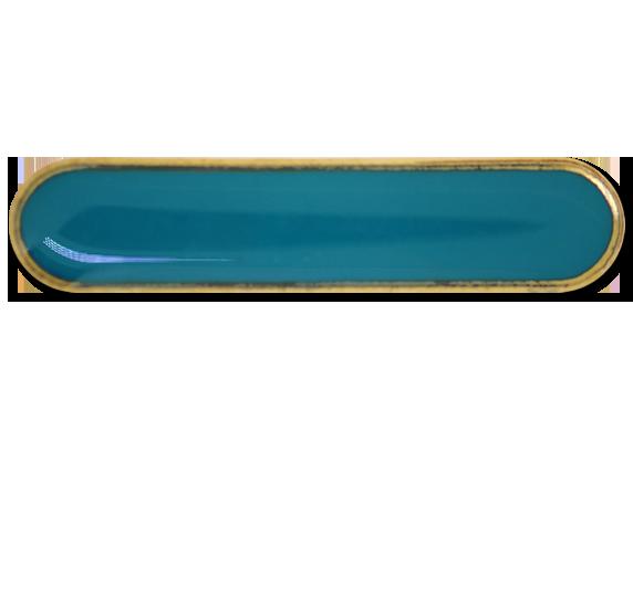 Plain Bar Rounded Edge Bar Badge