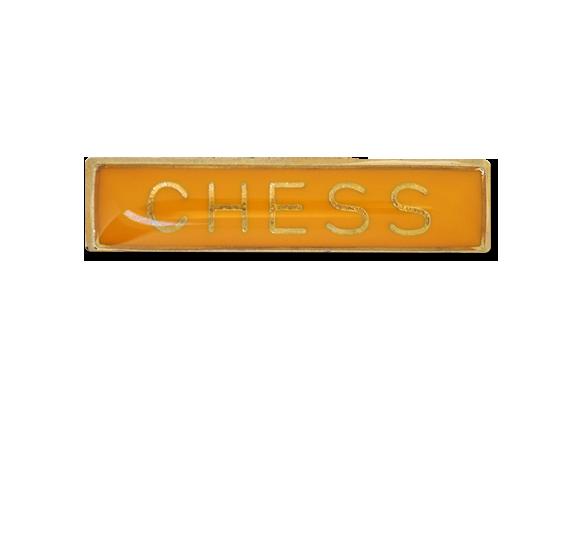 Chess Small Bar Badge