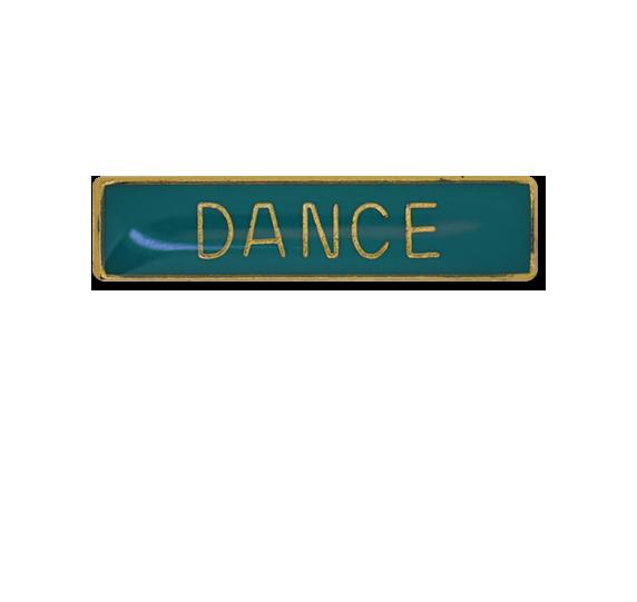 Dance Small Bar Badge