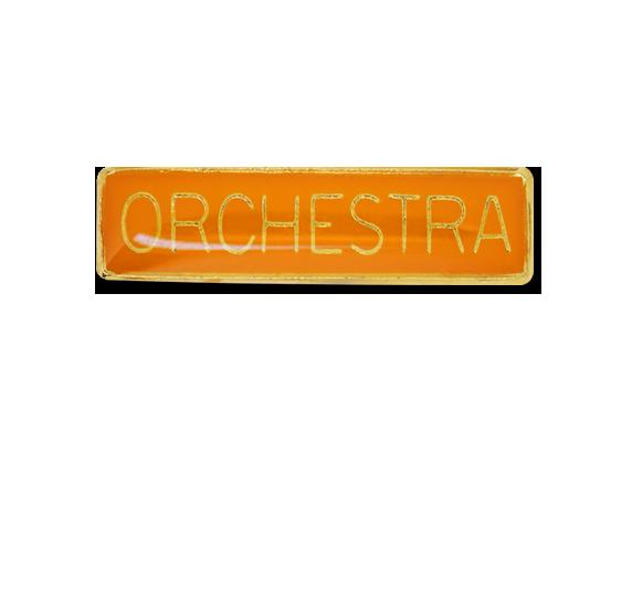 Orchestra Small Bar Badge