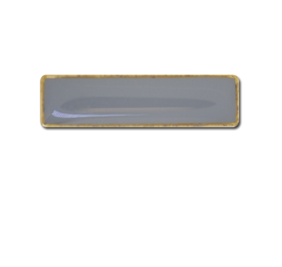 Plain Bar Small Bar Badge