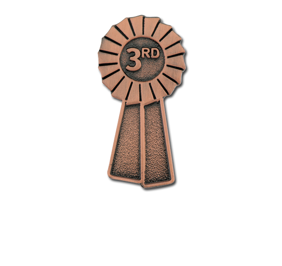 Rosettes Rosette Badge