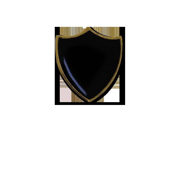 Small Enamelled Shield Badge
