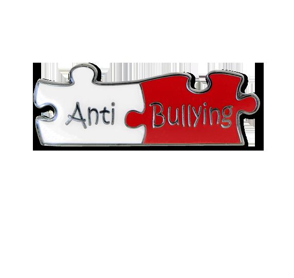 Anti Bullying Unique Badge