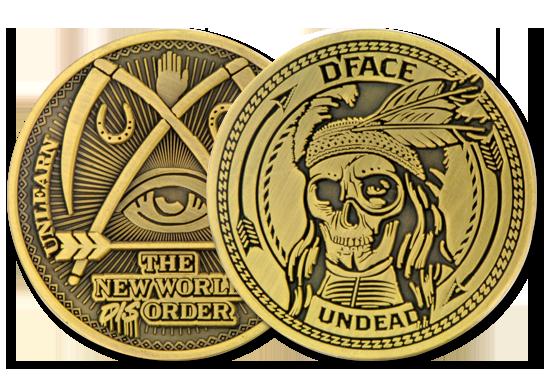 Bespoke Coins