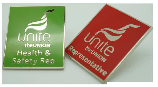Trade Union Badges 2